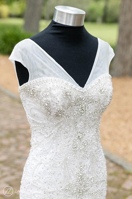 Wedding Dress Details Stellenbosch