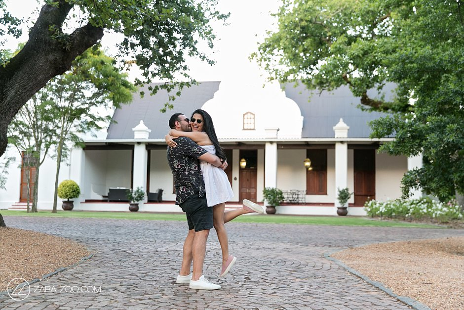 Destination Wedding in South Africa