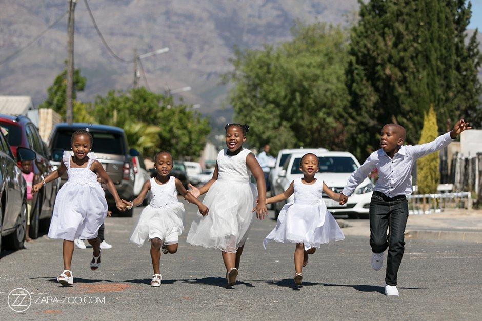 South Africa Weddings Kids Photos