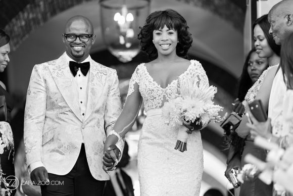 Luxury African Wedding Photos by ZaraZoo