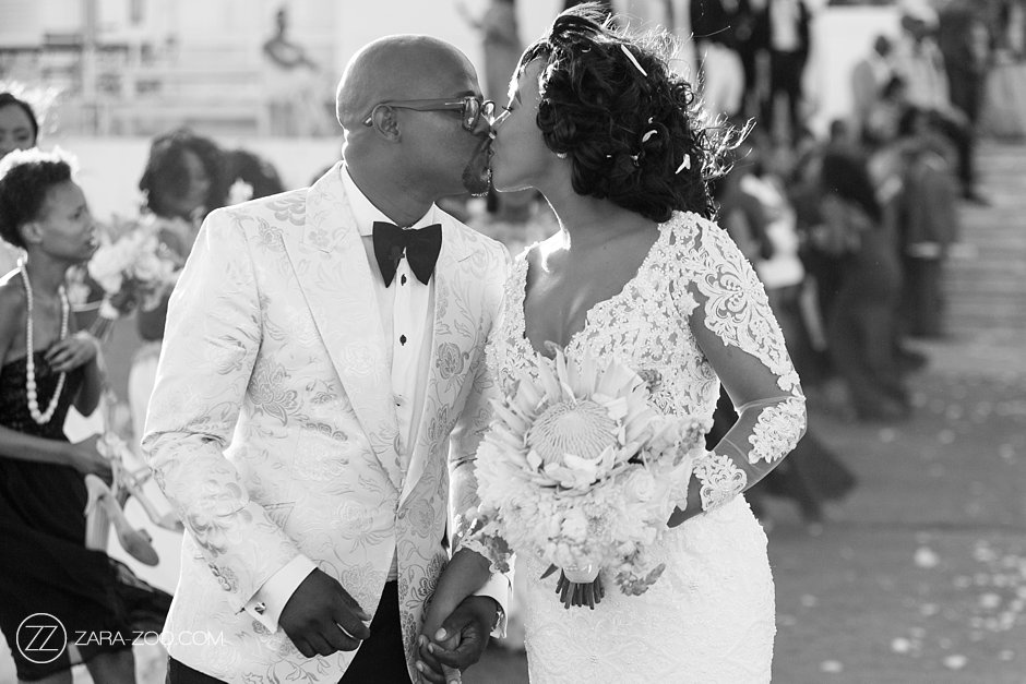 Alfred and Zimbini Wedding Photos