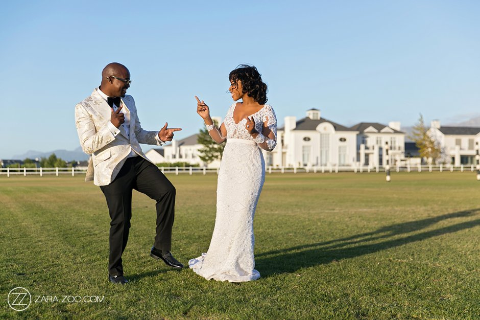 African Wedding at Val de Vie