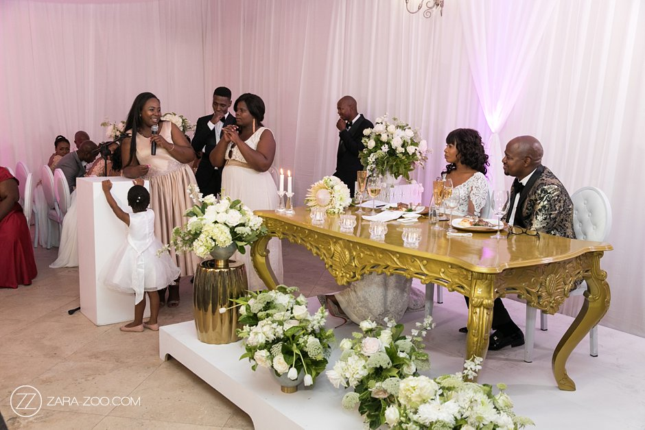 Luxury African Wedding at Val de Vie