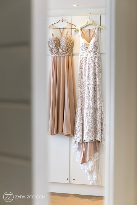 Wedding Photography Bride and Bridesmaid Dresses