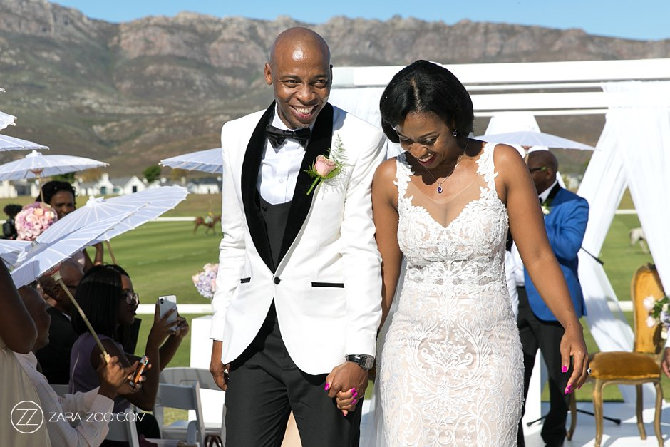 Beautiful South African Wedding Photos