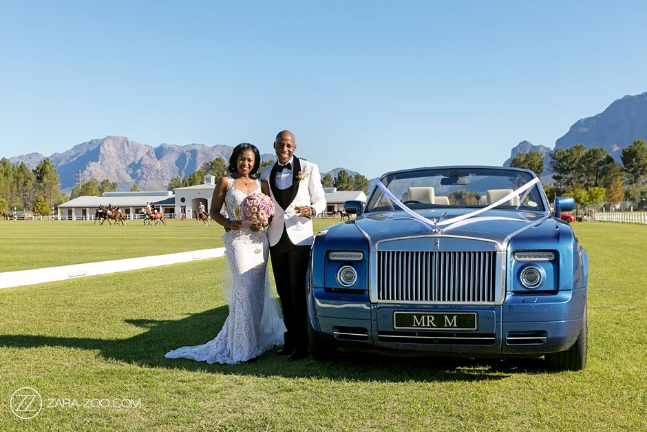 Rolls Royce Wedding Car Hire Val de Vie