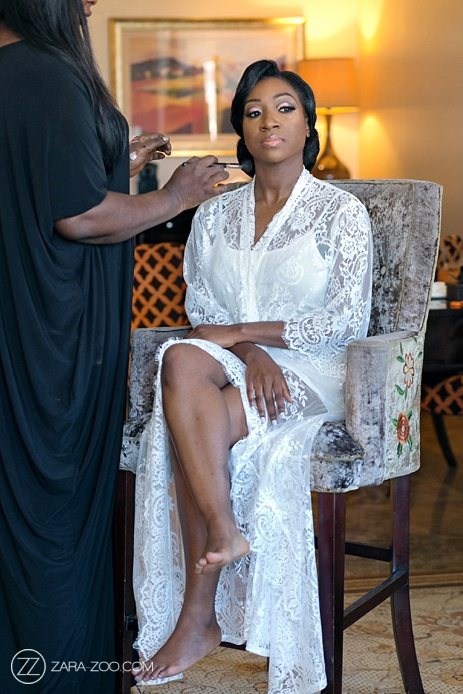 Nigerian Wedding in Stou Africa