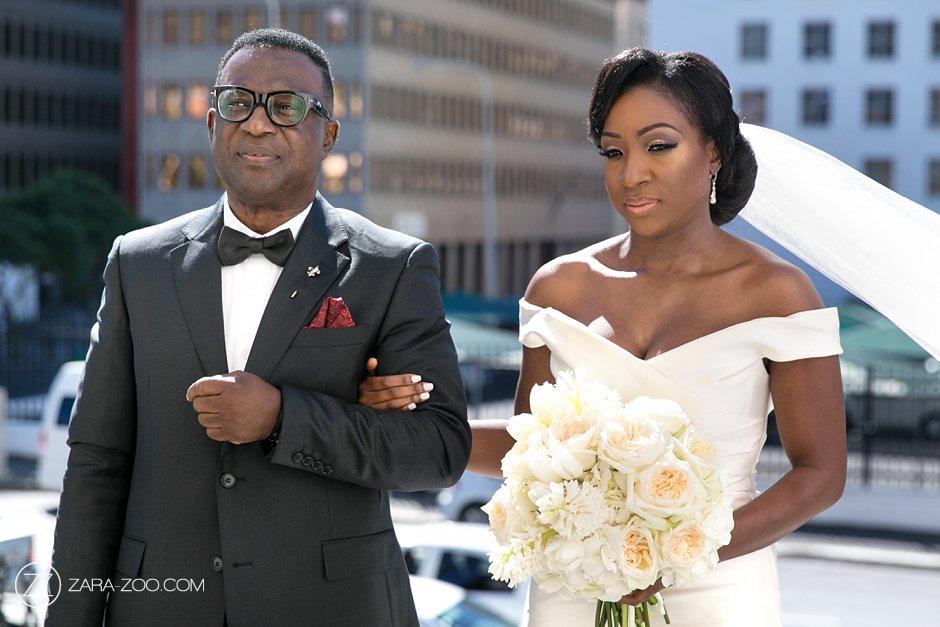 Nigerian Wedding Photos by ZaraZoo Photography