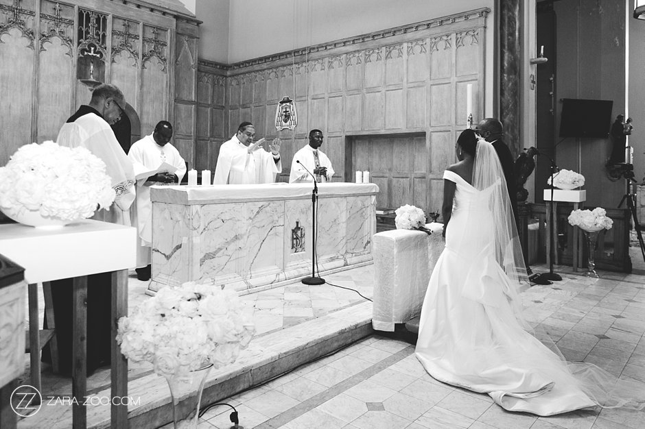Catholic Church Wedding Photos