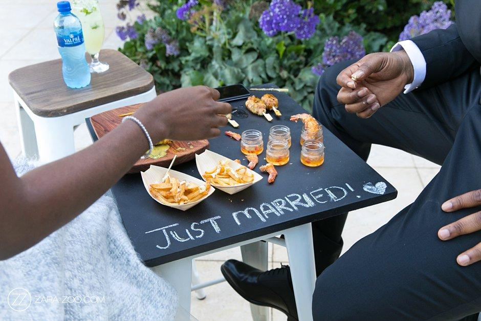 Just Married Wedding Photos by ZaraZoo
