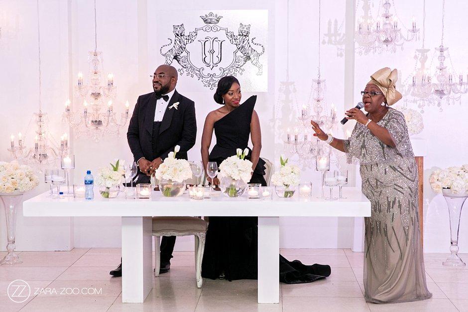 Nigerian Wedding Celebrations