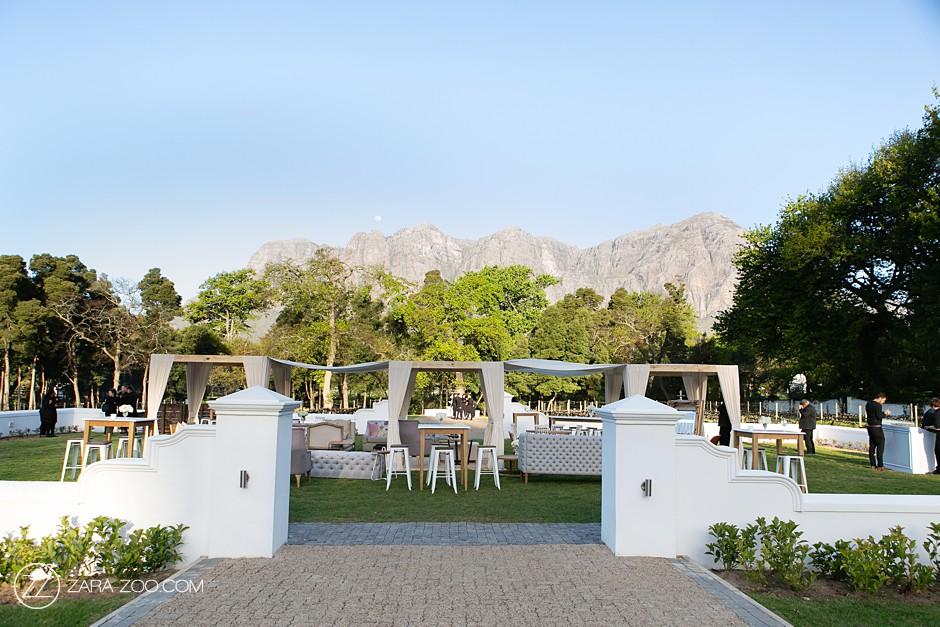 Top 10 Wedding Venues - Molenvliet in Stellenbosch