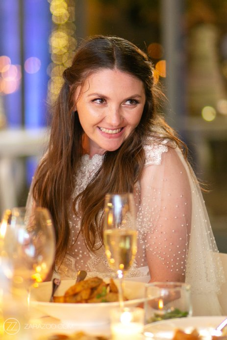 Bride at Cavalli