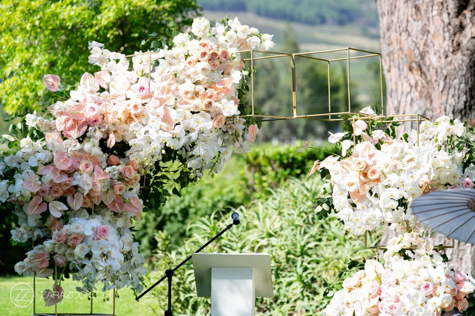 Wedding at Grande Provence - Fleur le Cordeur