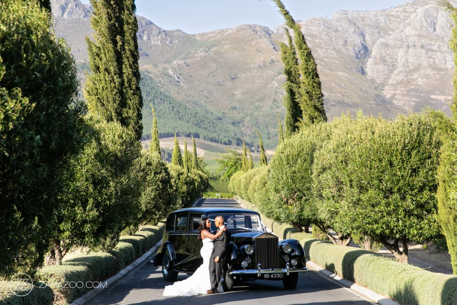 Top 10 Wedding Venues - Grande Provence in Franschhoek