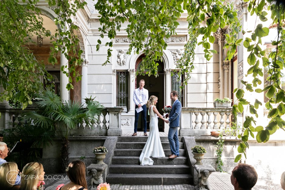 Villa Confalonieri - Lake Como Destination Wedding