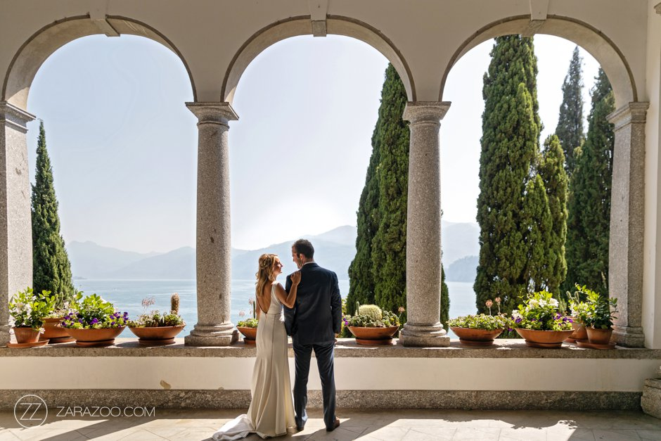 Villa Monestero - Lake Como Destination Wedding