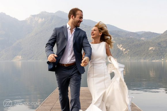 Lake Como Destination Wedding Photos