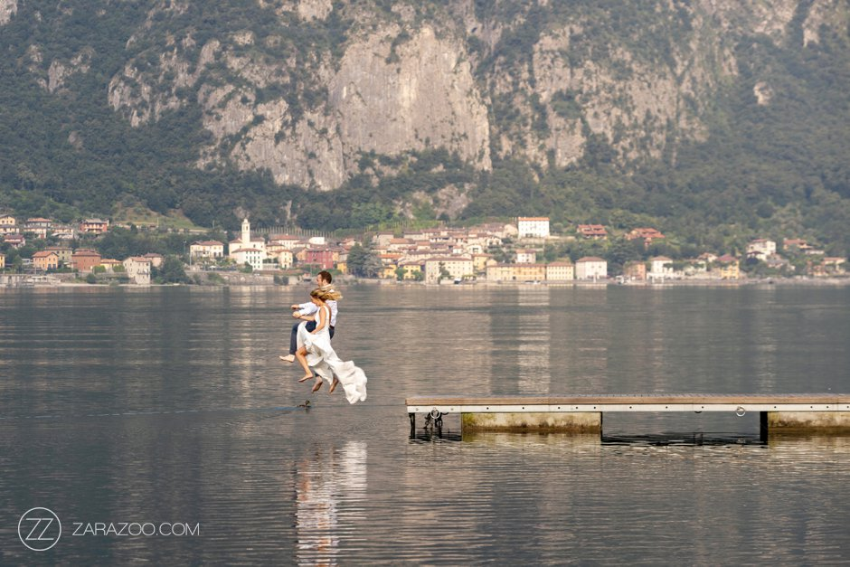 Mandello del Lario - Lake Como Destination Wedding Photos