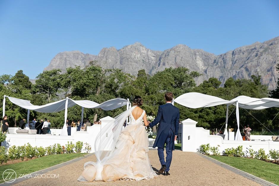Getting Married in Cape Town - Molenvliet Estate, Stellenbosch