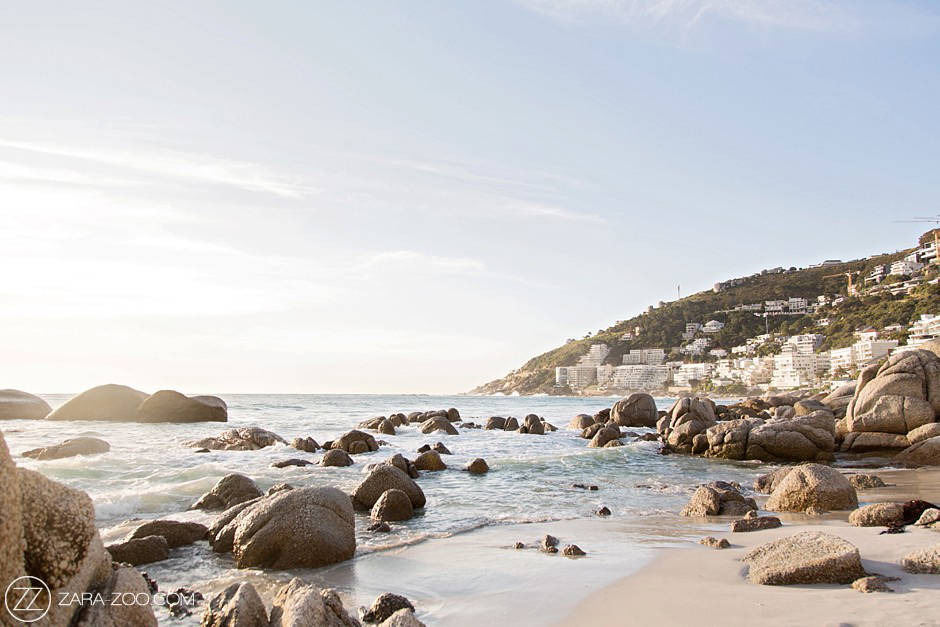 Getting Married in Cape Town - Clifton Beach