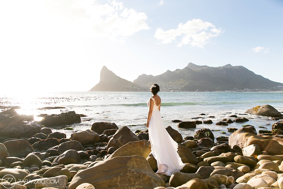 Getting Married in Cape Town - Tintswalo Atlantic