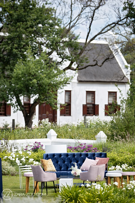 Top 10 Wedding Venues - Vrede en Lust Franschhoek