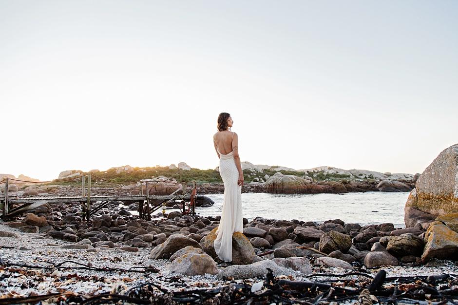 Beach Wedding Inspiration - Sea Shack, Paternoster