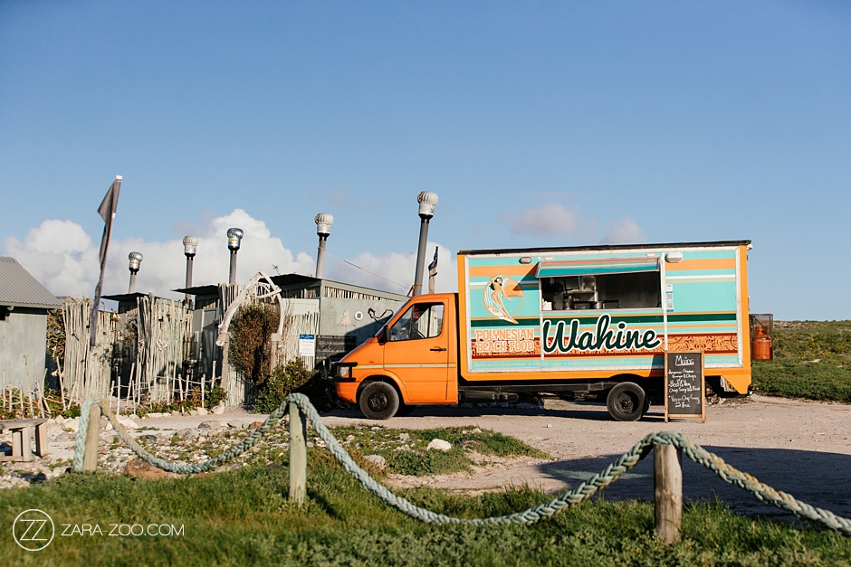 Wahine Food Truck - Mobiel Catering solution