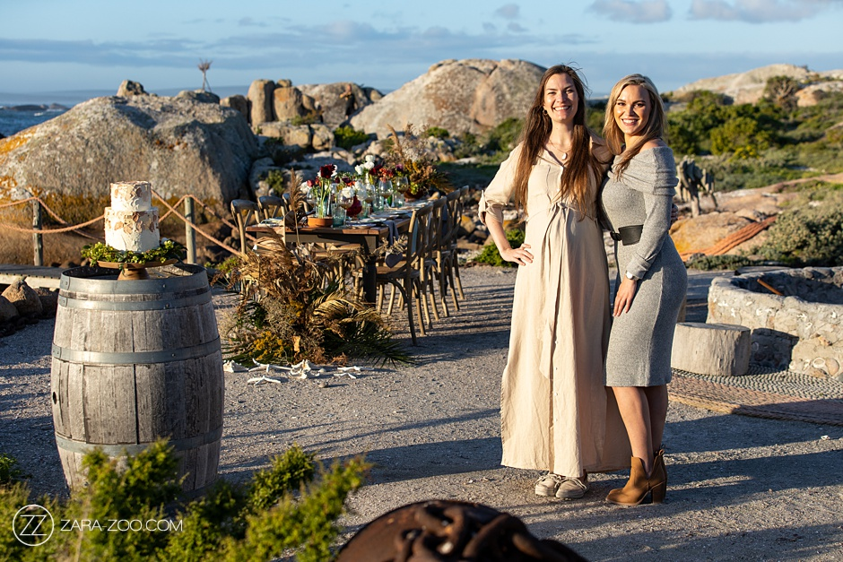 Love Lienkie & Mont Romay at Beach Wedding Inspired Styled Shoot